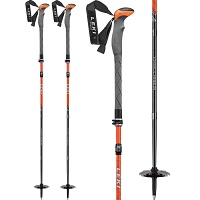 Leki Tour Stick Vario Carbon